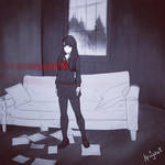 depression girl by Kris-Goat