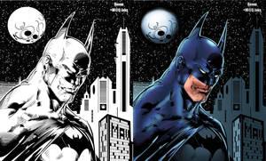 batman by ed benes_kizmvp by kizmvp