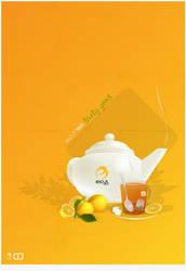 Eicut tea tasty good. by ilofmsg