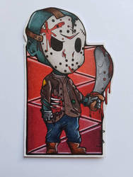 Jason voorhees by TheLucifer10