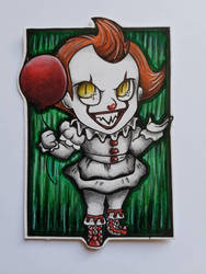 Pennywise by TheLucifer10