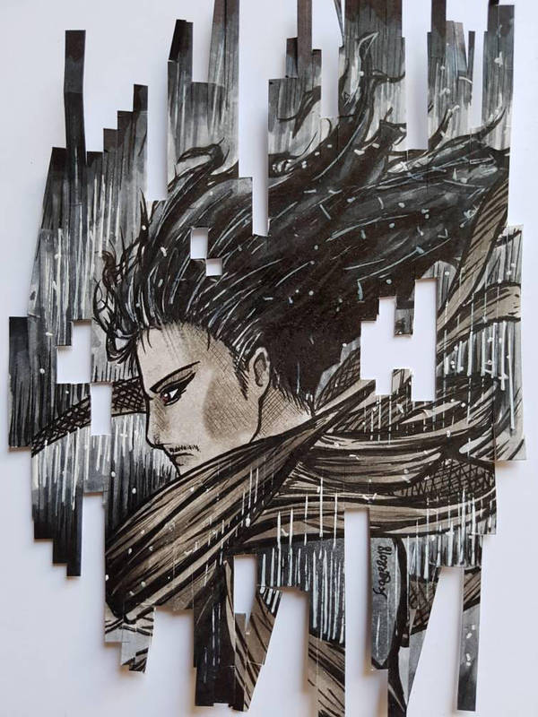 Shouta Aizawa by TheLucifer10