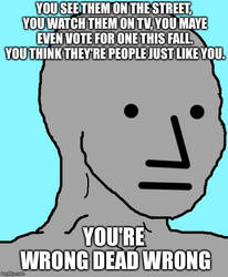 Sjw NPCs by themutantlizard
