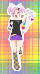 Giichi Pride! by nekoichigo-chan
