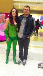 Kyle Brackman and Poison Ivy by KyleBrackman