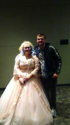 Kyle Brackman and Glinda by KyleBrackman