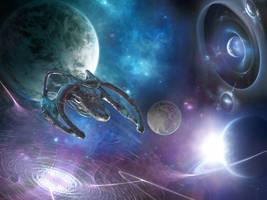 Andromeda_Ascendant by zananeichan