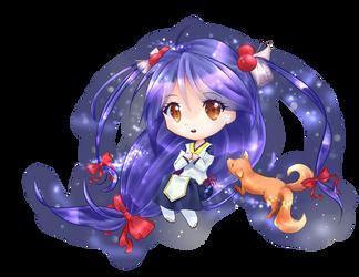 Dr. Morinomiya Celestial by roseycrystals730