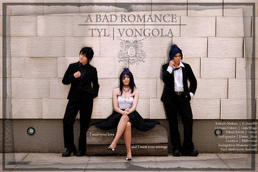 TYL 699618 - A Bad Romance by ClamWings