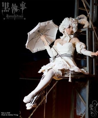 Doll - High Above by ClamWings