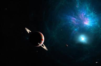 Stellar Nursery by Crownos