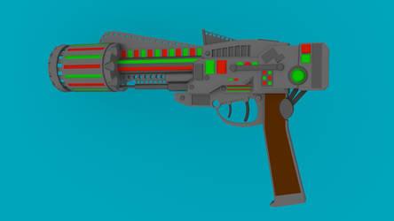 Toy pistol by Alan1149
