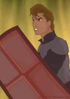 Prince Phillip in battle by nikkibelle18