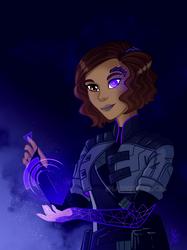 Cybernetic by ladystarsocks