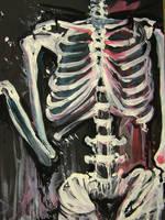 Skeleton by ohmerde