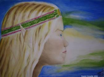 Marian profile by dchmelik
