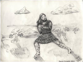 Argyll Highlander by dchmelik