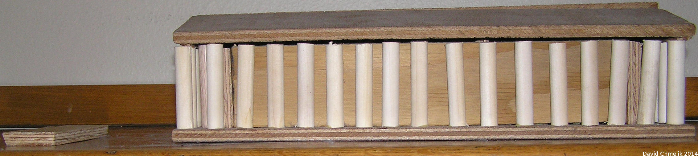The Parthenon (long) by dchmelik