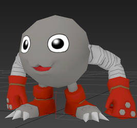 Mamemon Rig by ProjectArkStudios