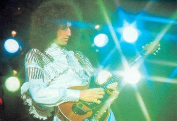 Brian Harold May, Queen by Stallman