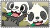 Pancham Stamp by smileystamps