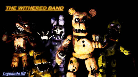 (C4D) The Withered Band by LagueadoHDYT
