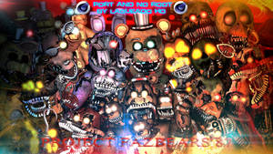 (Cinema4D-Especial) Project Fazbears 87 C4D DL by LagueadoHDYT