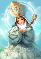 The Priestess by Noxypia