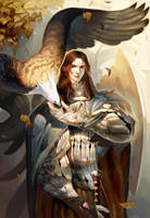 Paladin of Light by Noxypia