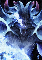 The Demon Lord by Noxypia