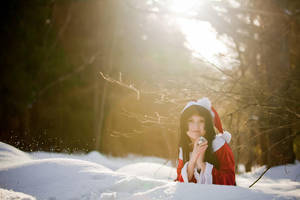 Christmas Mio by Lady-I-Hellsing