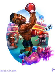 Punch Out! by dlincoln83
