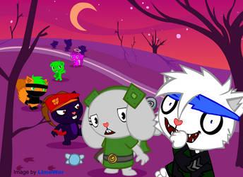 Halloween by LimeWar