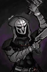 Reaper - Overwatch by LimeWar