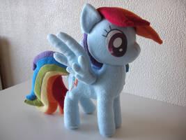 Rainbow Dash by RazielleDbx
