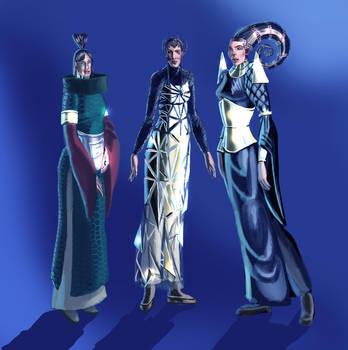 Women of K'n-yan by Spearhafoc