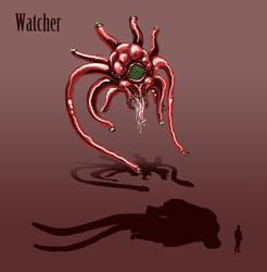 Watcher by Spearhafoc