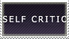Self critic stamp by Freeze-user