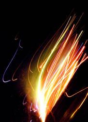 glow sticks by bubblegumwishes