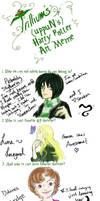 UppuN's Harry Potter Meme by Trillium248