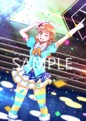 .:Drawing:. Aozora Jumping Heart~ by MMDAnimatio357