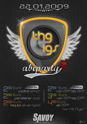 AbiParty Flyer Jan '09 by markus-worbs