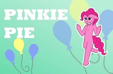 Pinkie Pie by Troggle
