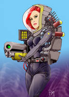 Space Trooper 1 by PM-Graphix
