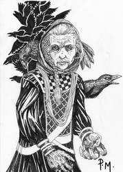 Raven Mocker by PM-Graphix