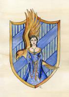 Rowena Ravenclaw by Kitty-Grimm