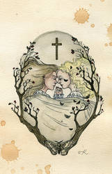 Helens Death by Kitty-Grimm