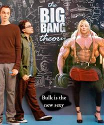 Penny's Big Bang by WomanWonder09