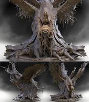 Death's oracle by zerojs