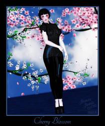 Cherry Blossom by spookielilone